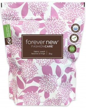 Forever New *Soft Scent* Powder 3kg Pouch (100 loads)